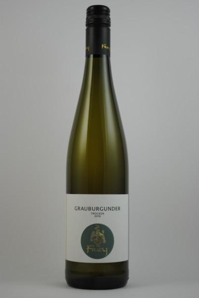 2019 Grauburgunder Glottertäler Eichberg QbA trocken, Frey